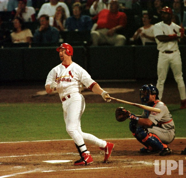St. Louis Cardinals vs New York Mets baseball