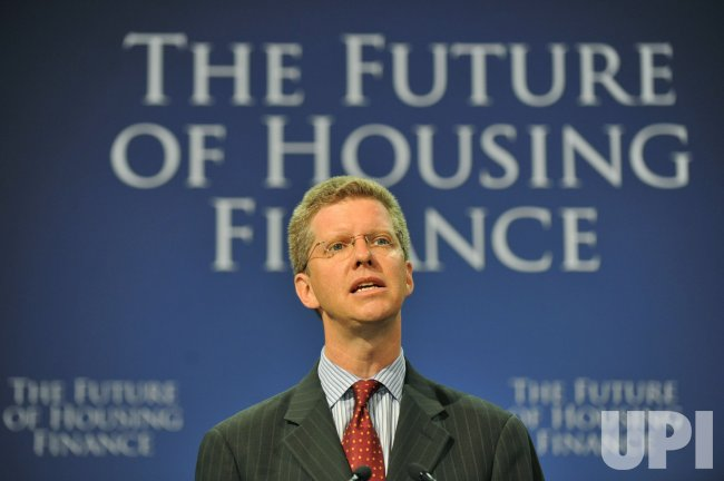 HUD Secretary Shaun Donovan speaks on the future of housing finance in Washington