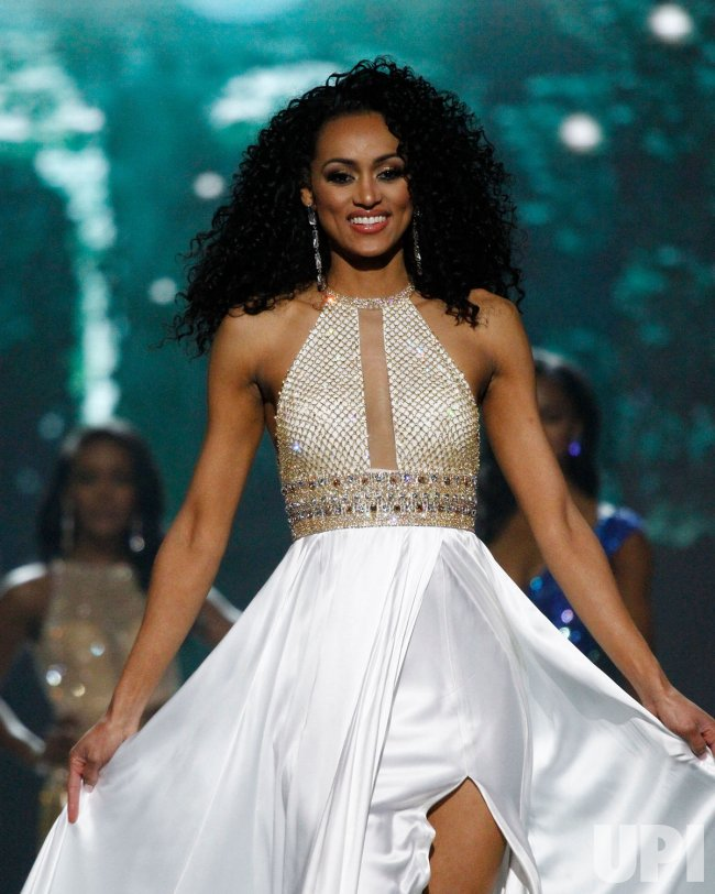 2017 Miss USA Pageant held in Las Vegas, Nevada