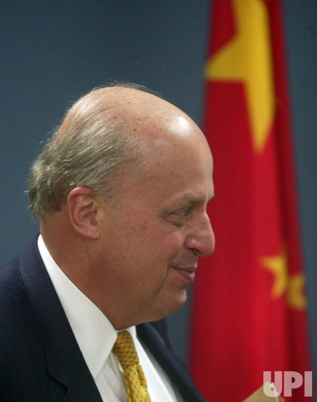 U.S. Deputy Secretary of State Negroponte in Beijing