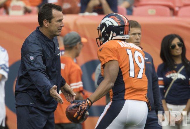Broncos may lose head coach Gary Kubiak in Denver