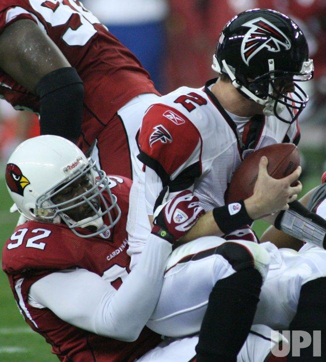 NFL NFC Wild Card Game Atlanta Falcons at Arizona Cardinals