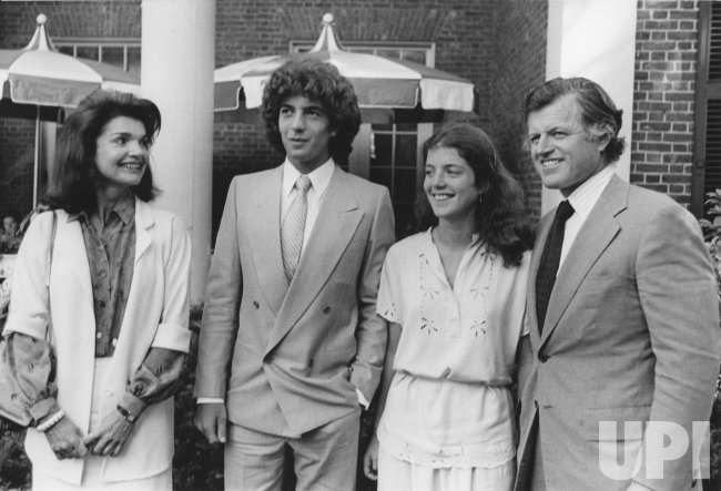 john f kennedy jr graduates from phillips academy upi com