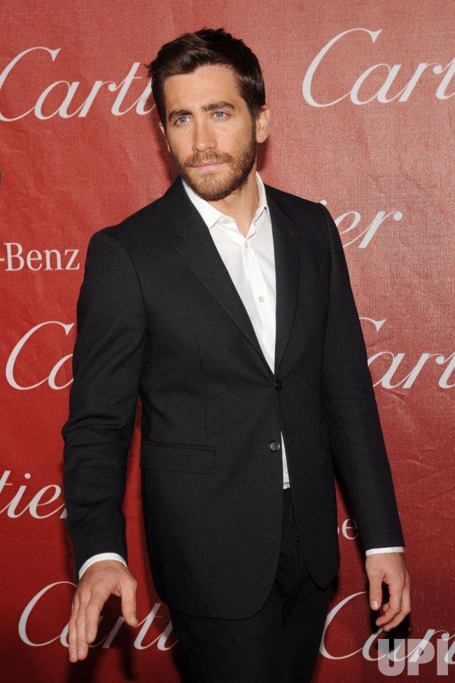 Jake Gyllenhaal arrives at the Palm Springs International Film Festval in Palm Springs, California