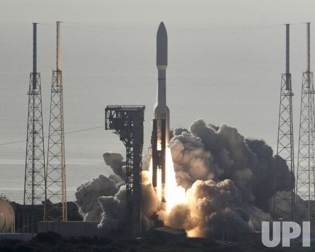 NASA and ULA Launch Perseverance and Ingenuity Spacecraft to Mars - UPI.com
