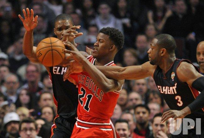 Miami Heat vs. Chicago Bulls