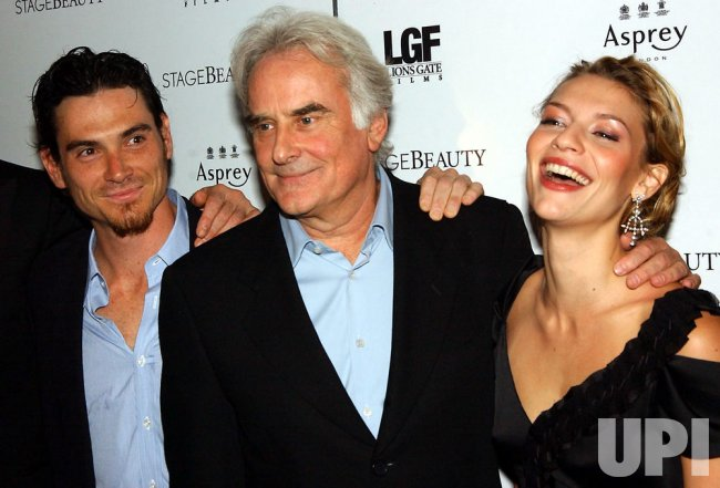 """BILLY CRUDUP-CLAIRE DANES ATTEND THEIR FILM PREMIERE """"STAGE BEAUTY"""""""