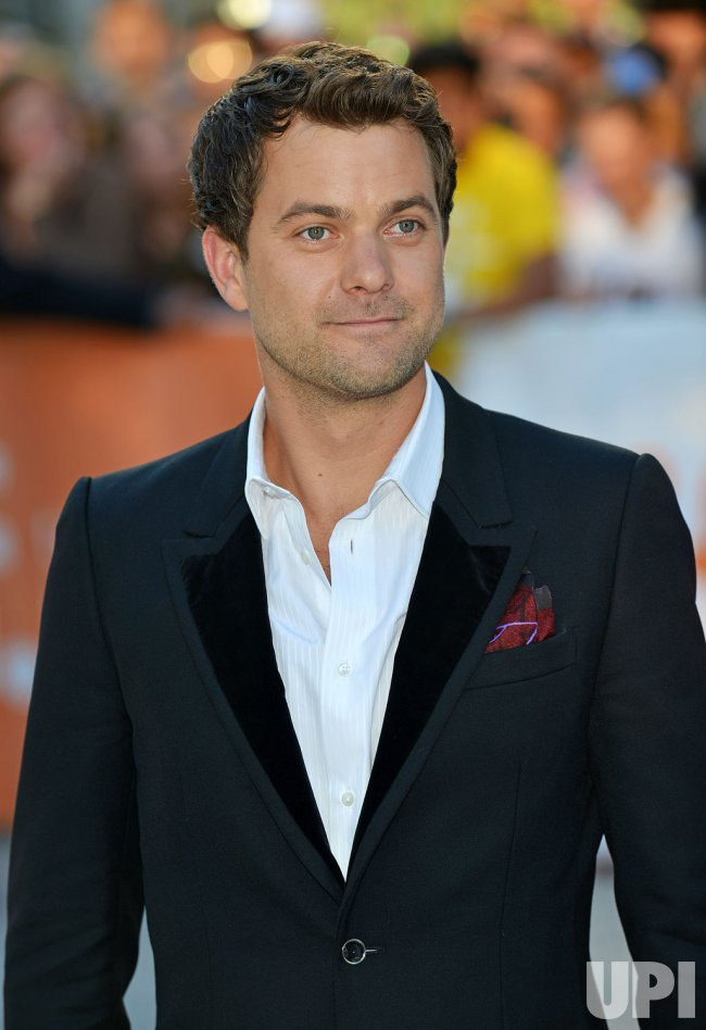 Joshua Jackson attends 'Inescapable' world premiere at the Toronto International Film Festival