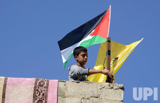 Palestinian Families Prepare For Prisoner Release