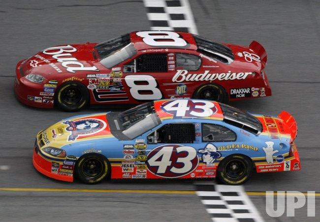NASCAR NEXTEL PRACTICE