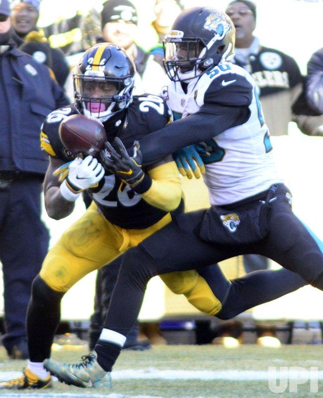 Steelers Le'Veon Bell Third Quarter Touchdown