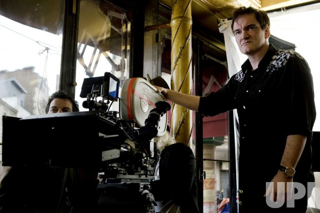 Quentin Tarantino nominated for best director for 82nd Academy Awards in Beverly Hills