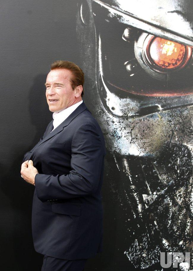 """Terminator Genisys"" premiere held in Los Angeles - UPI.com"