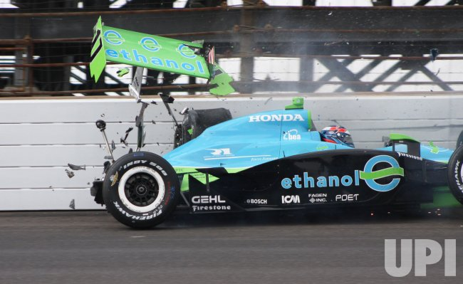 Indianapolis 500 Pole Day qualifications in Indianapolis, Indiana