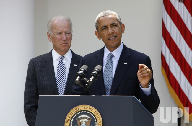 President Obama makes a ststement on immigration in Washington