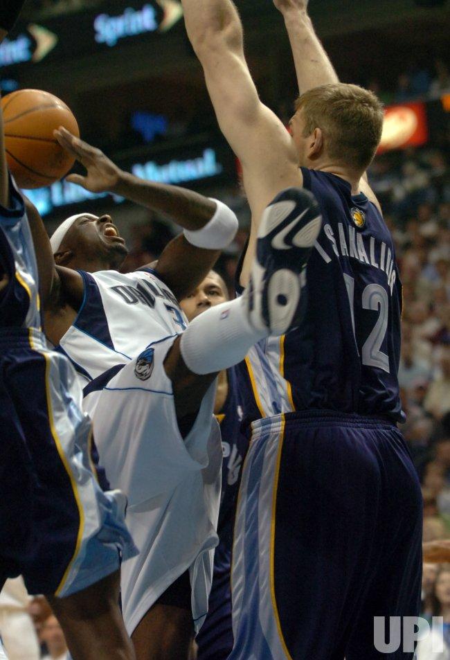 NBA PLAYOFFS-DALLAS MAVERICKS VS MEMPHIS GRIZZLIES