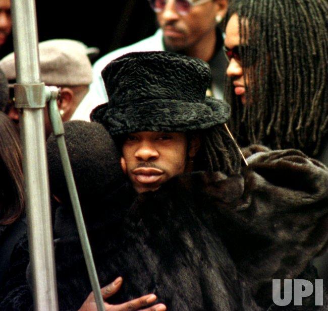 Aaliyah open casket photos - m
