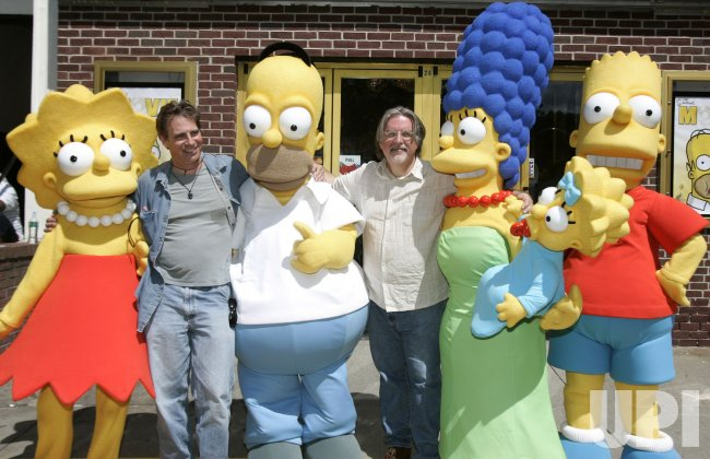 HOMETOWN PREMIERE OF THE SIMPSONS MOVIE IN SPRINGFIELD, VERMONT