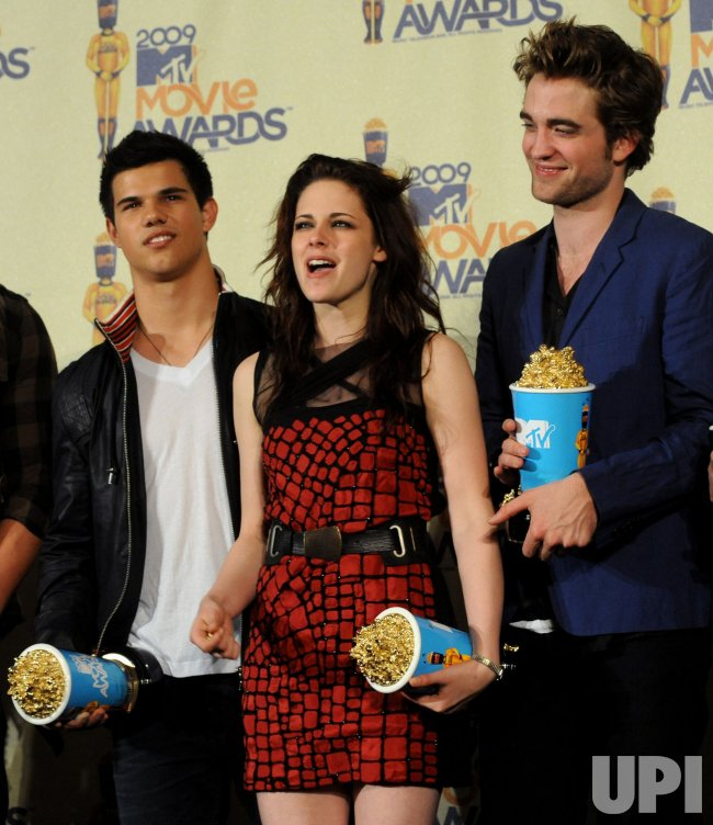 2009 MTV Movie Awards held in Universal City, California