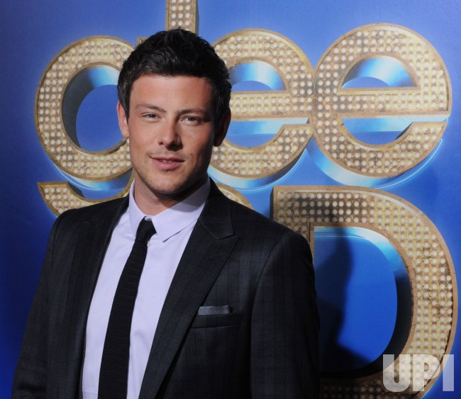 "Cory Monteith attends the premiere of ""Glee: The 3D Concert Movie"" in Los Angeles"