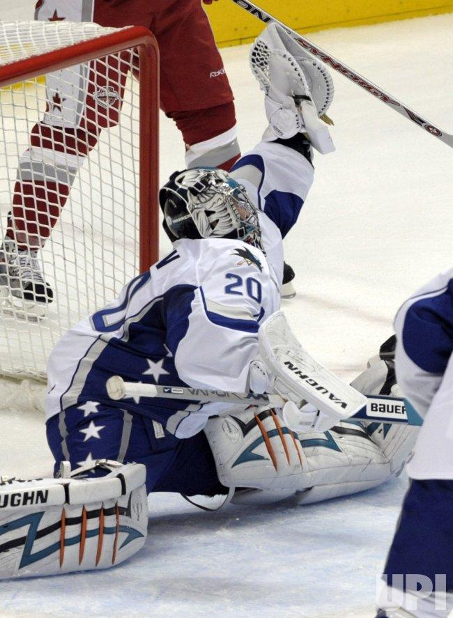 NHL All-Star Game held in Atlanta