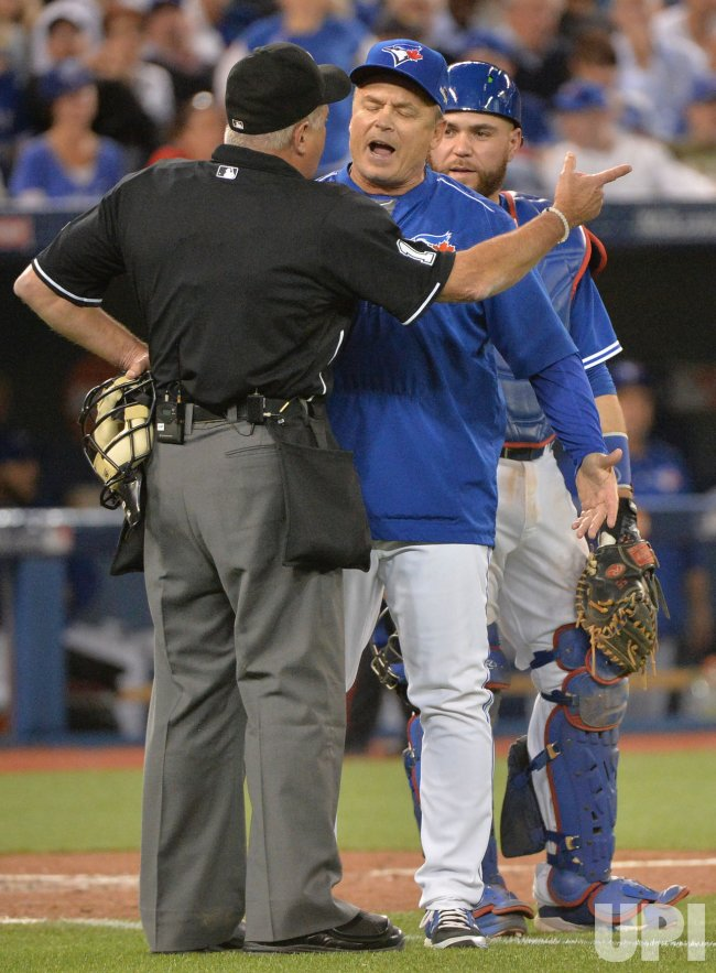 Blue Jays manager Gibbons questions shortstop Tulowitzki's ejection