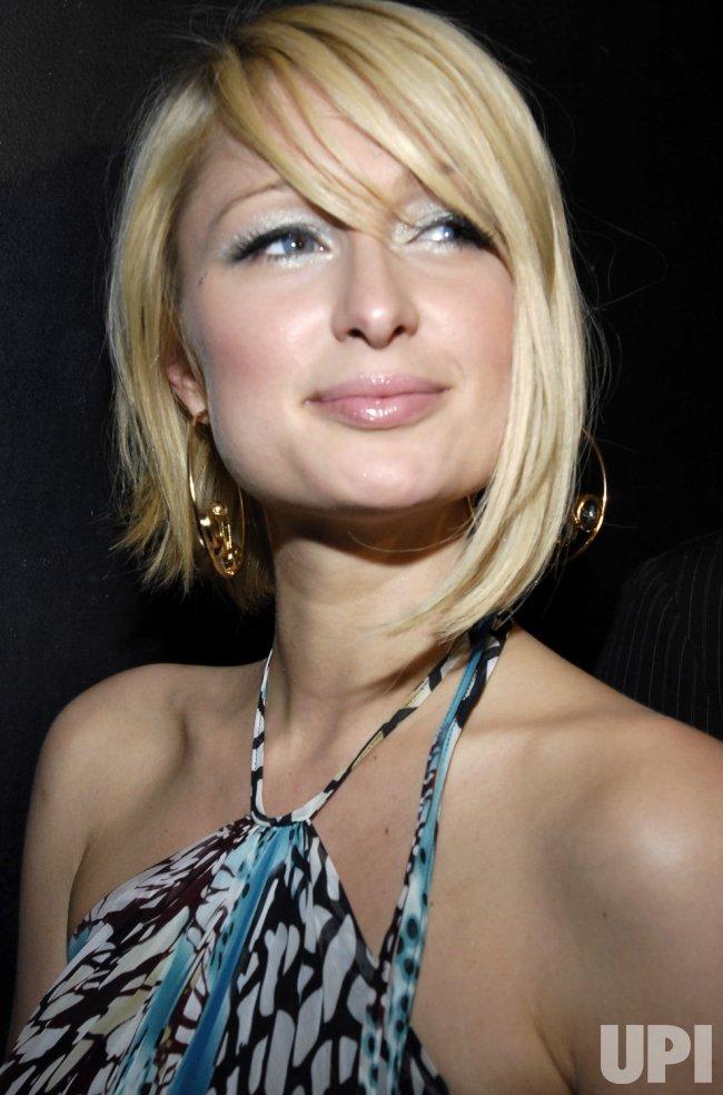Paris Hilton at Mansion Nightclub in Miami Beach