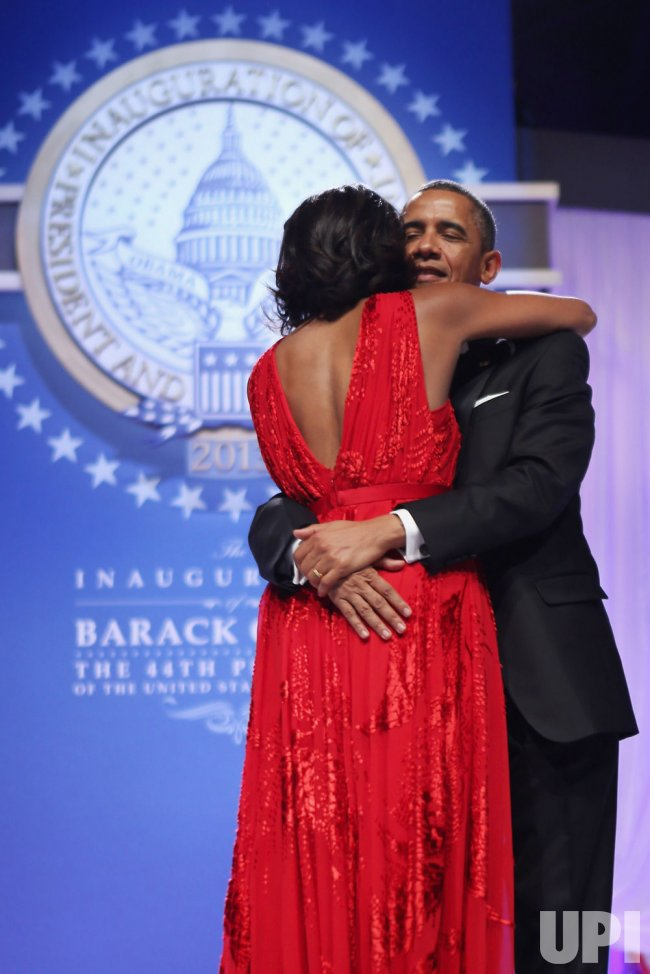 President Obama Inaugural Balls in Washington