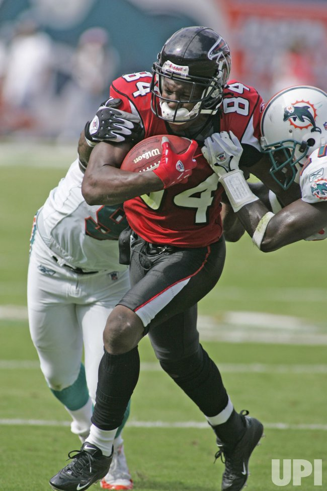 MIAMI DOLPHINS VS ATLANTA FALCONS