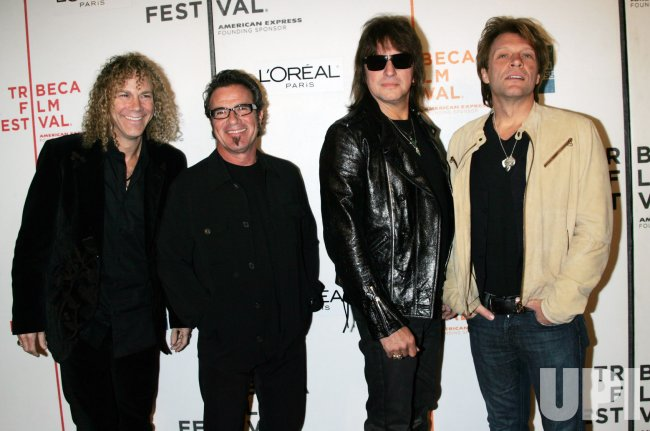 "Tribeca FIlm Festival premiere of ""Bon Jovi: When We Were Beautiful"" in New York"
