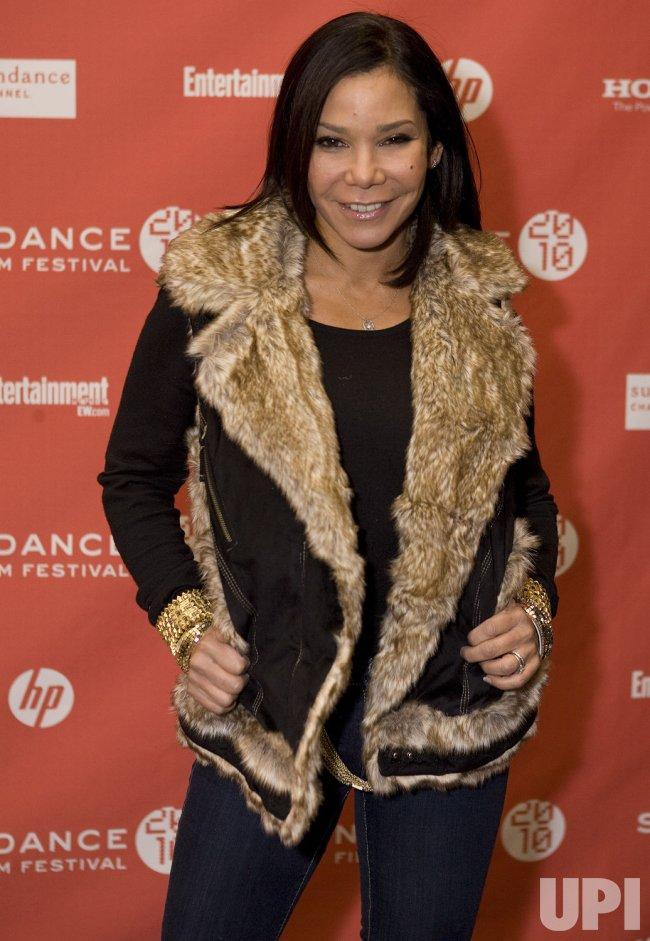 Daphne Rubin-Vega Arrives at the 2010 Sundance Film Festival in Park City, Utah