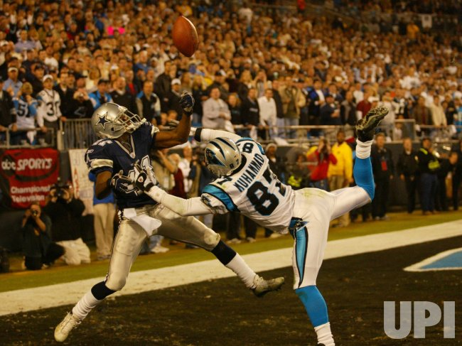 CHP2004010307 DALLAS COWBOYS CALLED FOR PASS INTERFERENCE