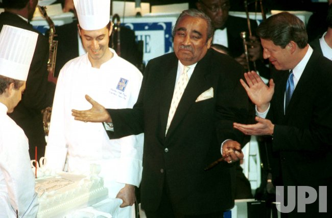 Congressman Rangel celebrates his 70 birthday