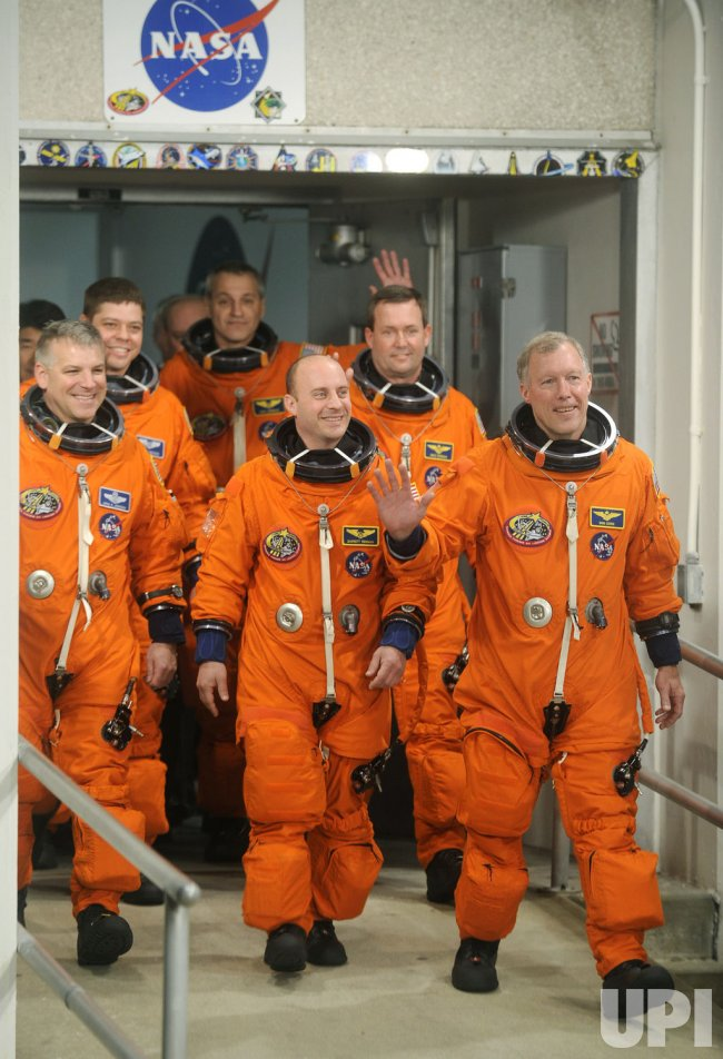 NASA prepares to launch Space Shuttle Endeavour on mission STS-123 in Florida