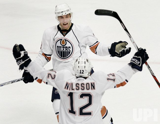NHL Edmonton Oilers vs Chicago Blackhawks