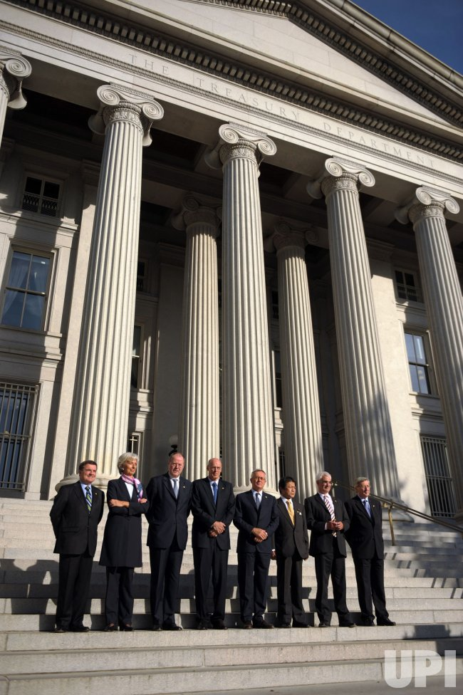 G7 Finance Ministers, Governors meet in Washington