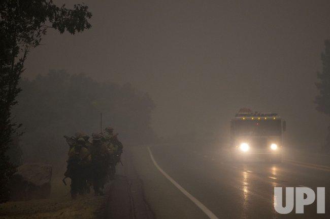 California Fires Reach Two Million Acres