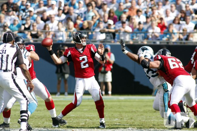 Carolina Panthers vs. Atlanta Falcons