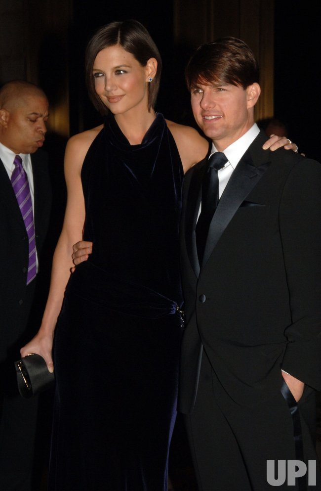 Tom Cruise honored in New York by the Museum of the Moving Image