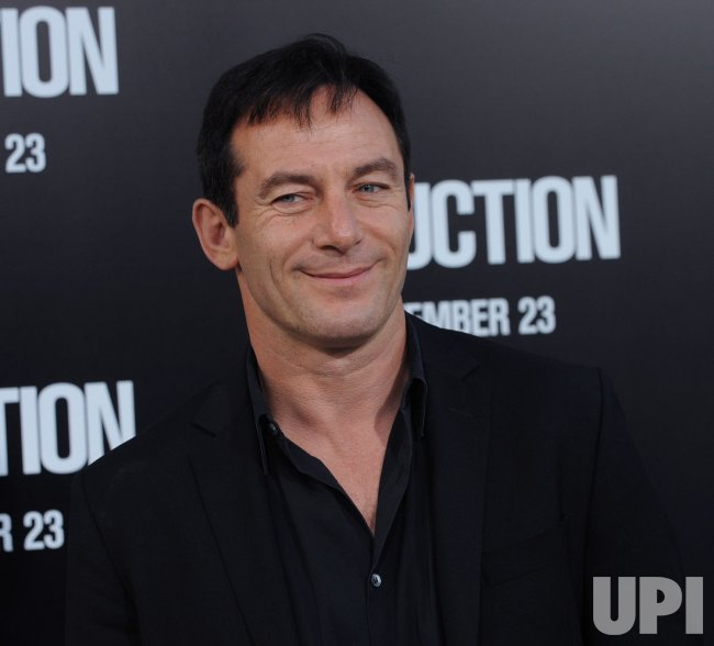"""Jason Isaacs attends the """"Abduction"""" premiere in Los Angeles"""