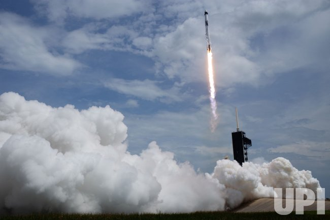 NASA and SpaceX Launch Crew Demo-2 Mission
