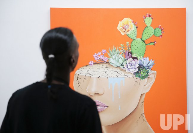Sue Tsai's You Deserve A Beautiful Life show in New York
