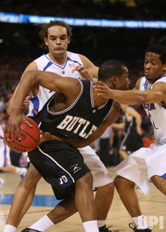 NCAA MIDWEST REGIONAL- BUTLER BULLDOGS VS FLORDIA GATORS