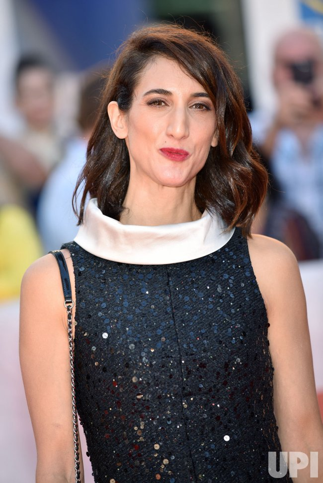 Deniz Gamze Erguven attends 'Kings' world premiere at Toronto International Film Festival