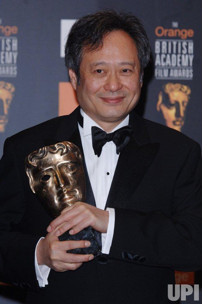"DIRECTOR ANG LEE AT ""ORANGE BRITISH ACADEMY FILM AWARDS"""
