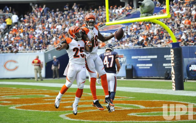 Cincinnati Bengals v Chicago Bears