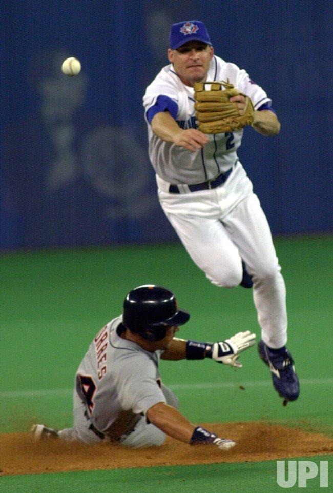 Detroit Tigers vs Toronto Blue Jays Major League Baseball