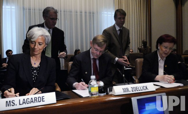 International Monetary Fund and World Bank Spring Meetings in Washington