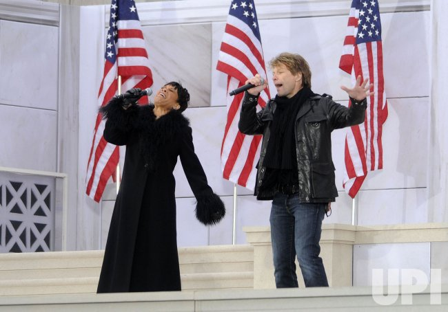 We Are One Inaugural Opening Ceremony in Washington