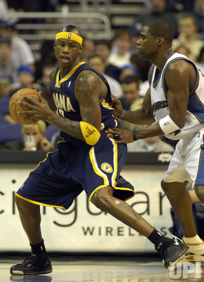 INDIANIA PACER VS WASHINGTON WIZARDS